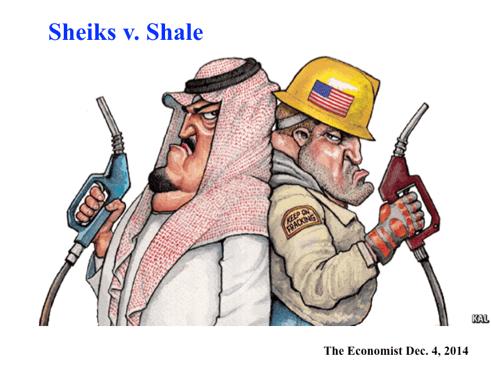 Sheiks vs Shale Image