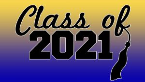 Class of 2021 Graphic