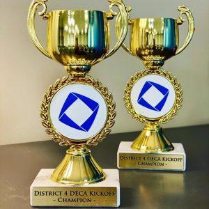 DECA District Kick-Off Awards