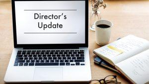 Director's Update
