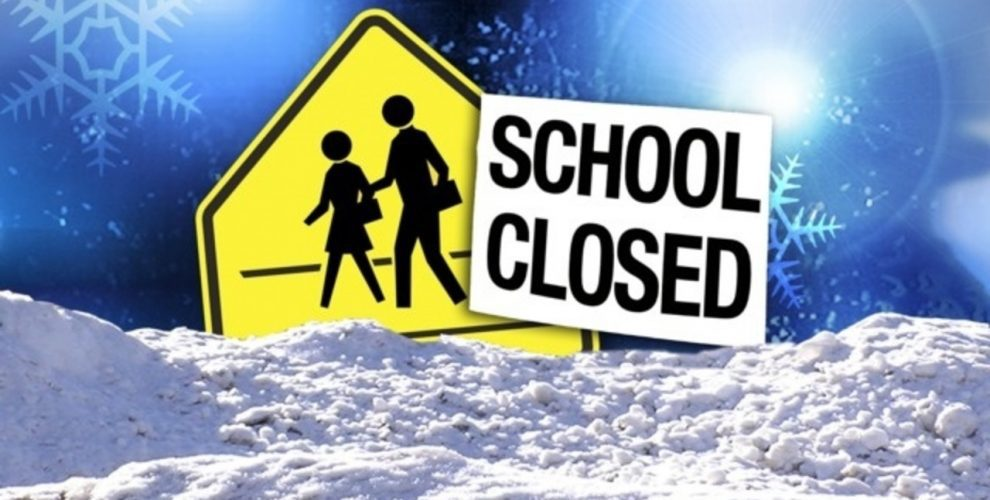 Snow Day - School Closed