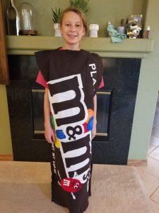 MS Halloween Costume Contest Winner