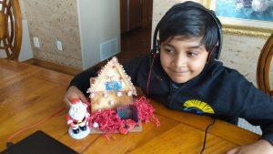 Fourth Grade Holiday PBL