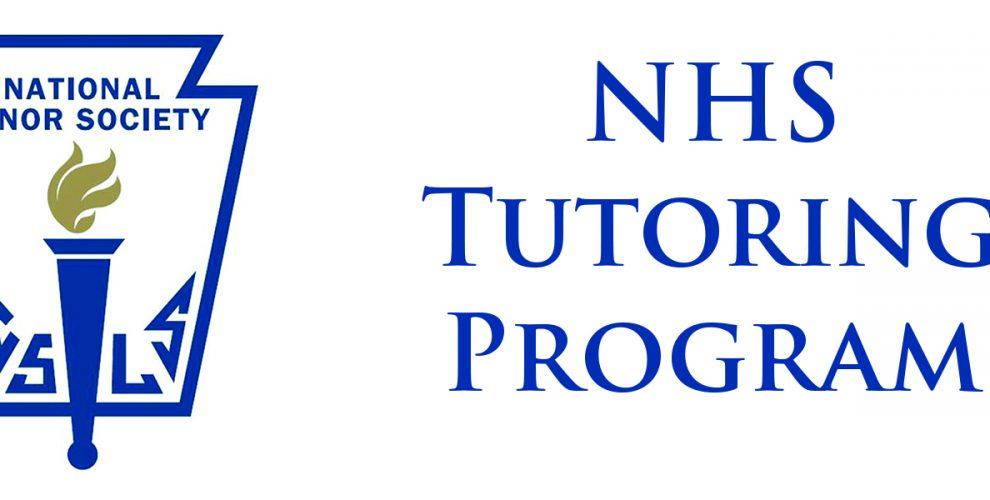 NHS Tutoring Program