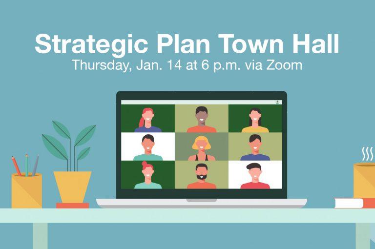 Strategic Plan Town Hall