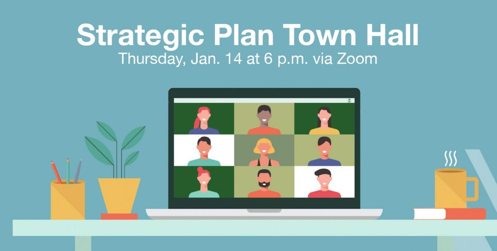 Strategic Plan Town Hall