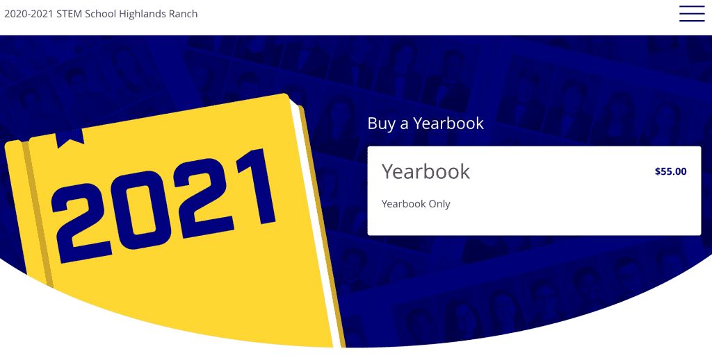 2020-21 Yearbooks for Sale