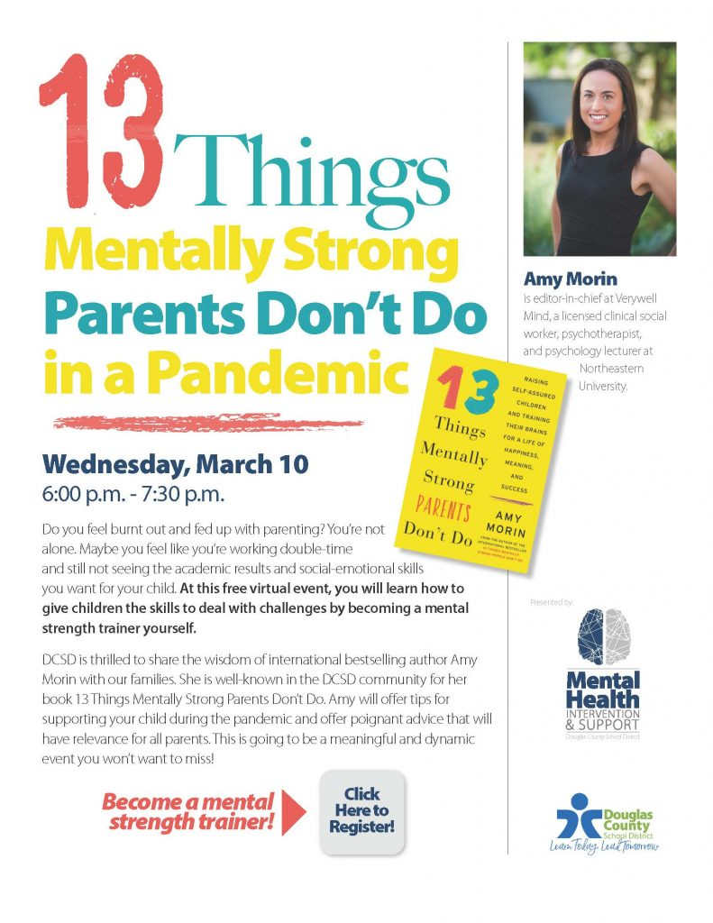 13 Things That Mentally Strong Parents
