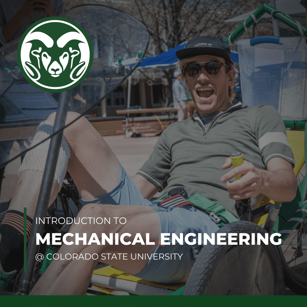 CSU Mechanical Engineering Dual Enrollment