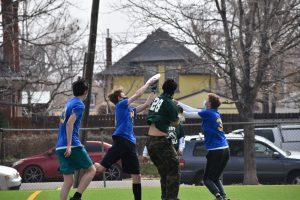 STEM Ultimate Frisbee