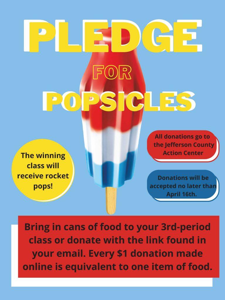 Food Drive Donation Flier