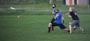 Ultimate Frisbee Photos