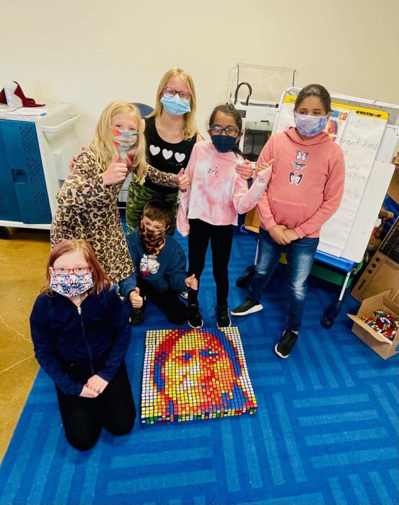 Do The Cube - Fourth-Grade