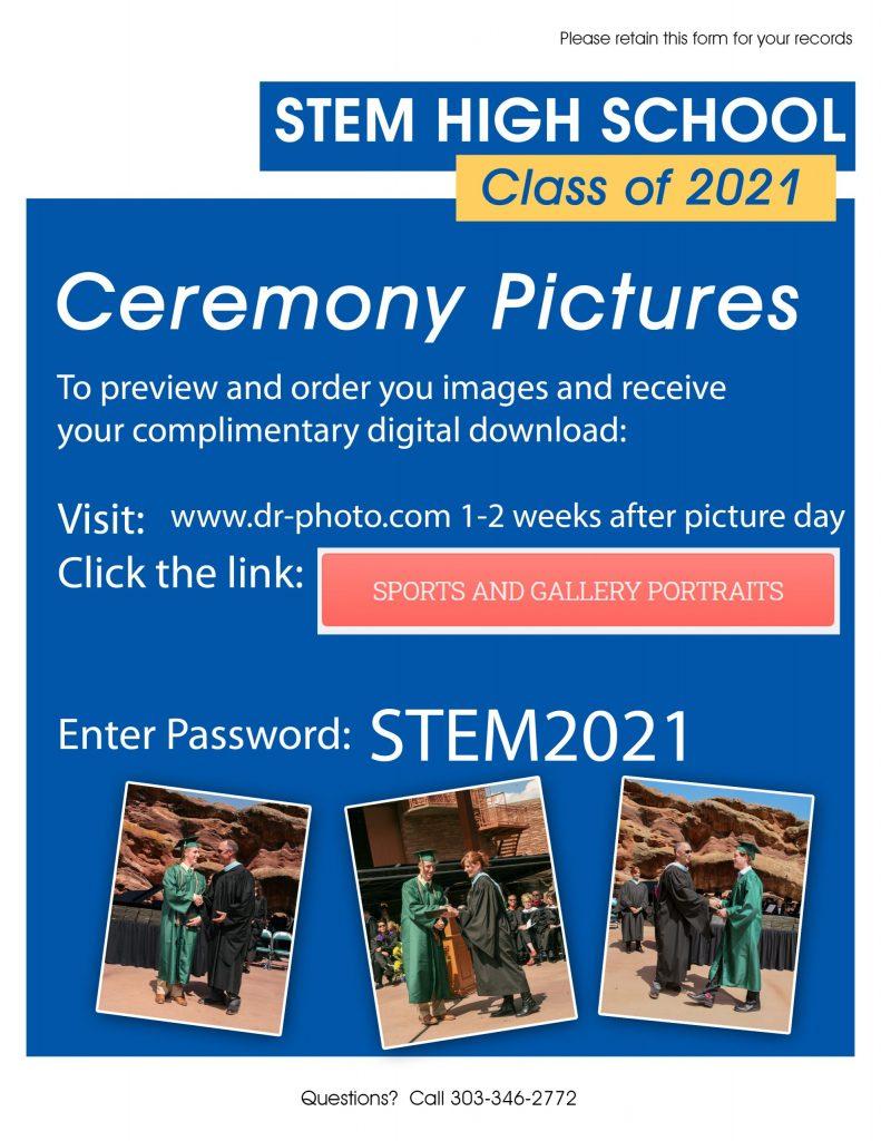 Grad+Pano Online Order Flyer - STEM