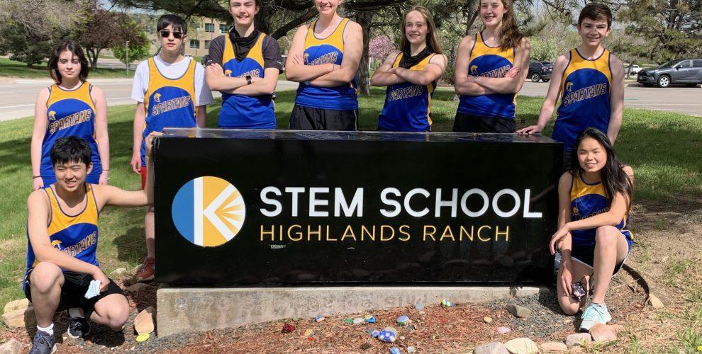 STEM Track and Field Team