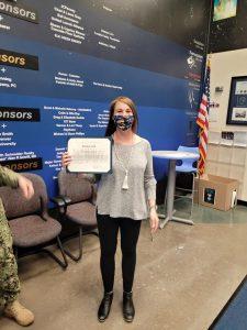 Kandace Lytle NROTC Award