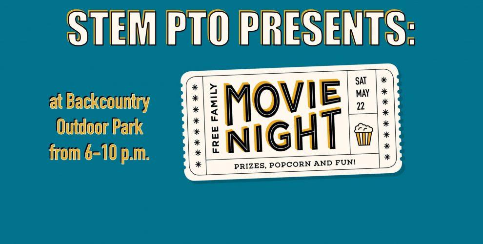 STEM PTO Movie Night