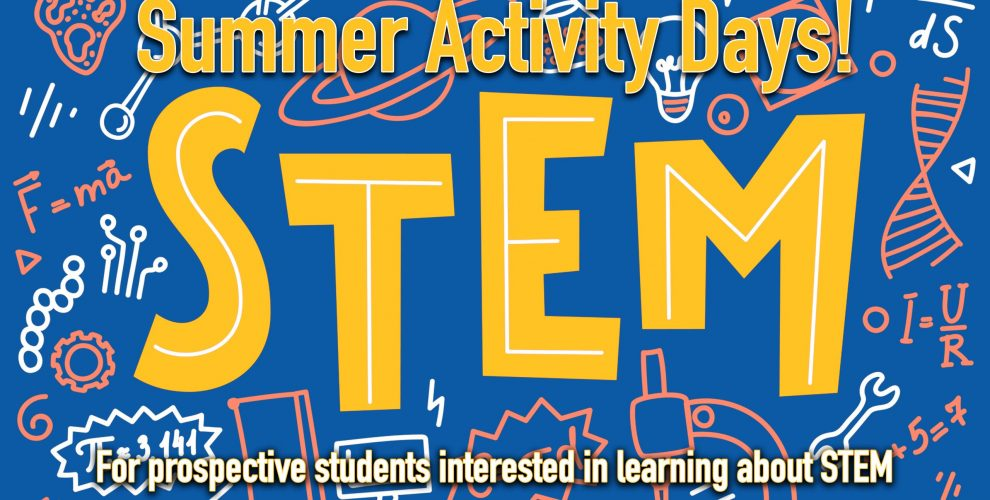 STEM-Summer_Activity_Days