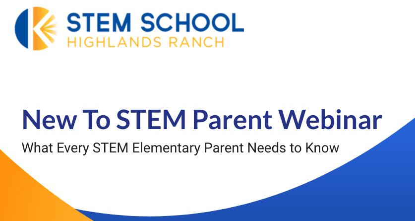 Welcome to Elementary School Webinar