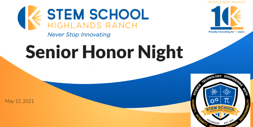 Senior Honor Night