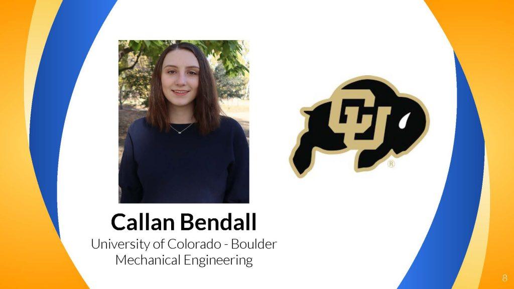 Callan Bendall