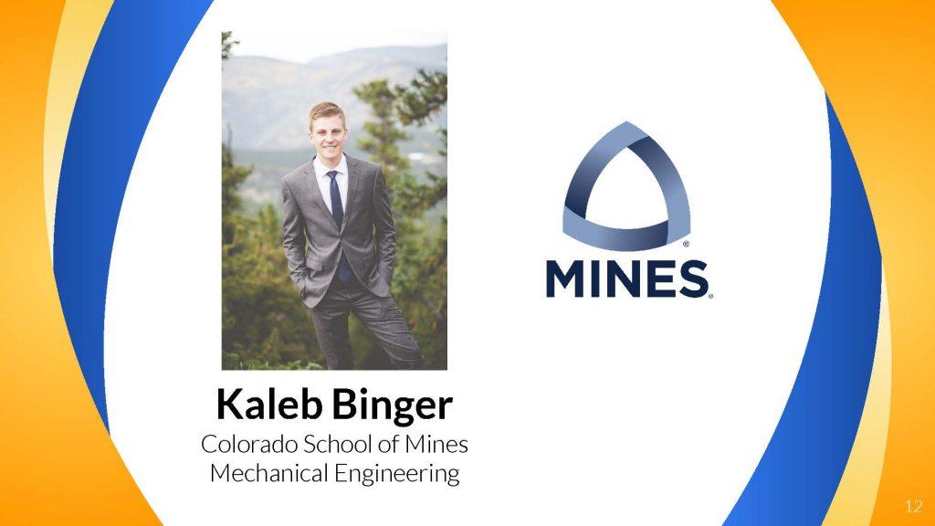 Kaleb Binger
