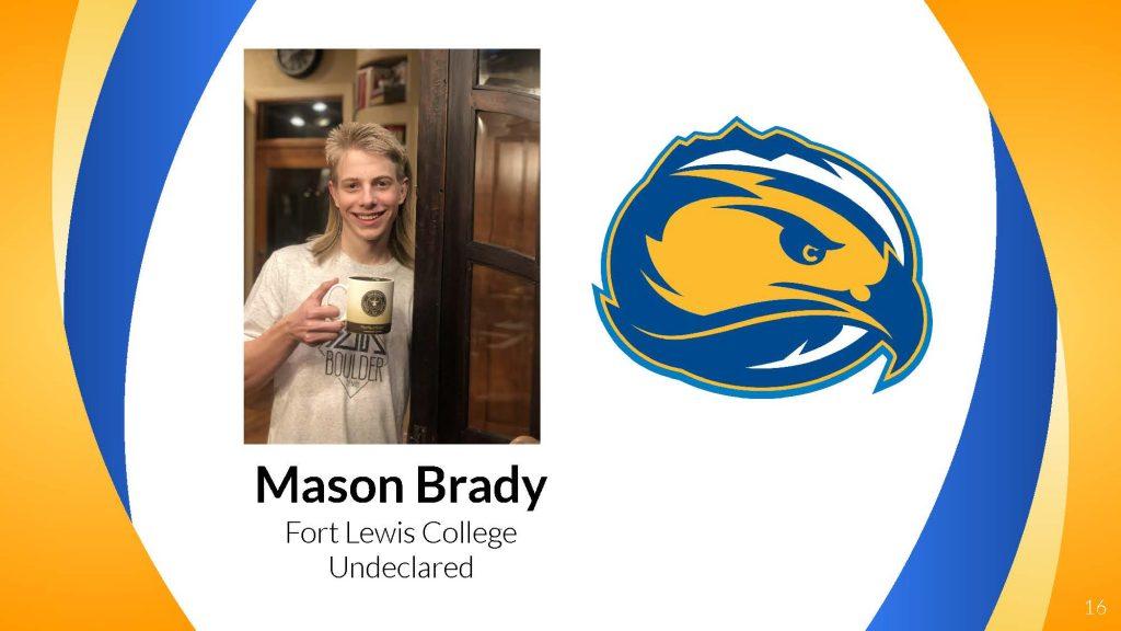 Mason Brady