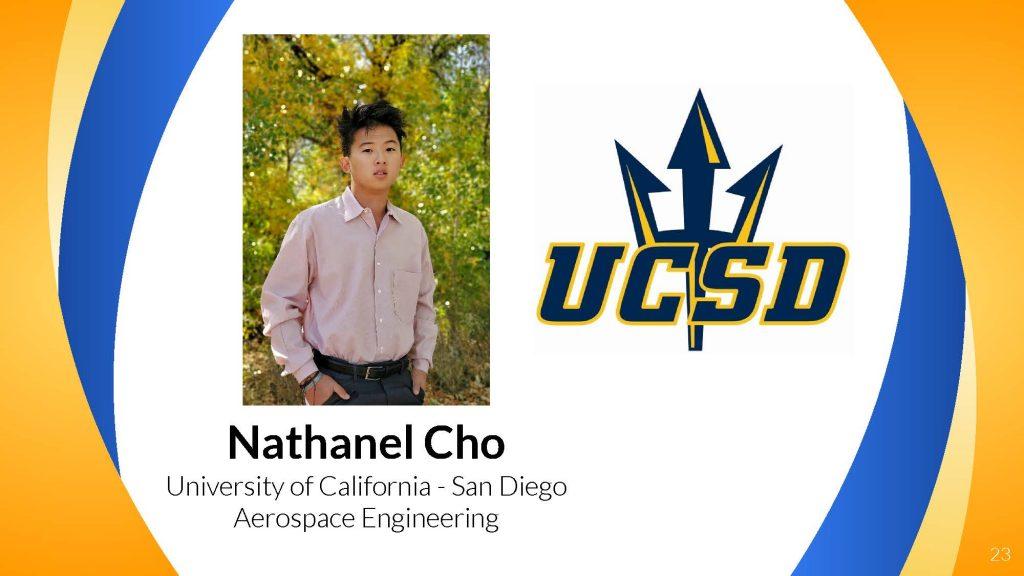 Nathanel Cho