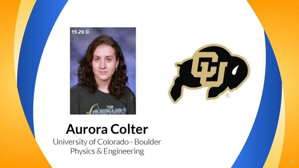 Aurora Colter