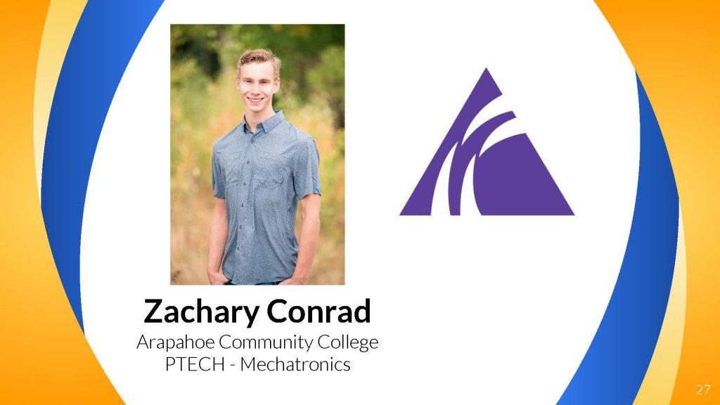 Zachary Conrad