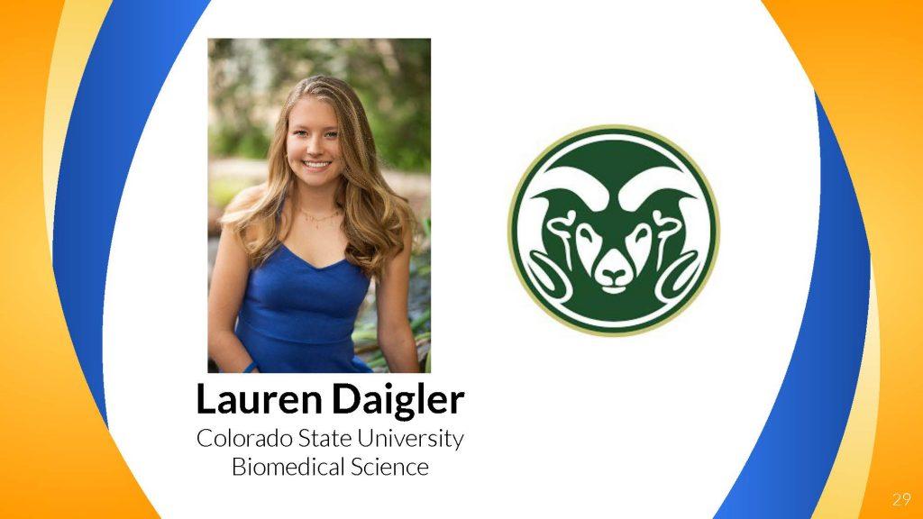 Lauren Daigler