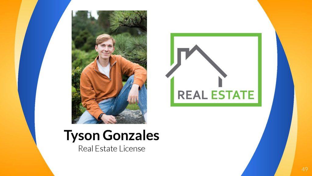 Tyson Gonzales
