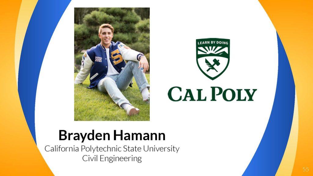 Brayden Hamann