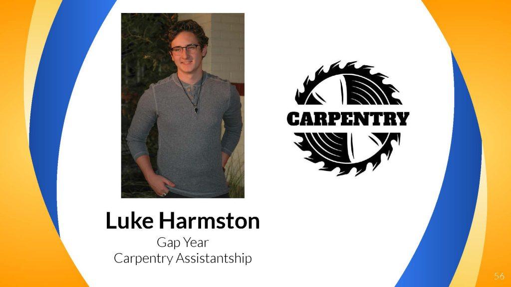 Luke Harmston