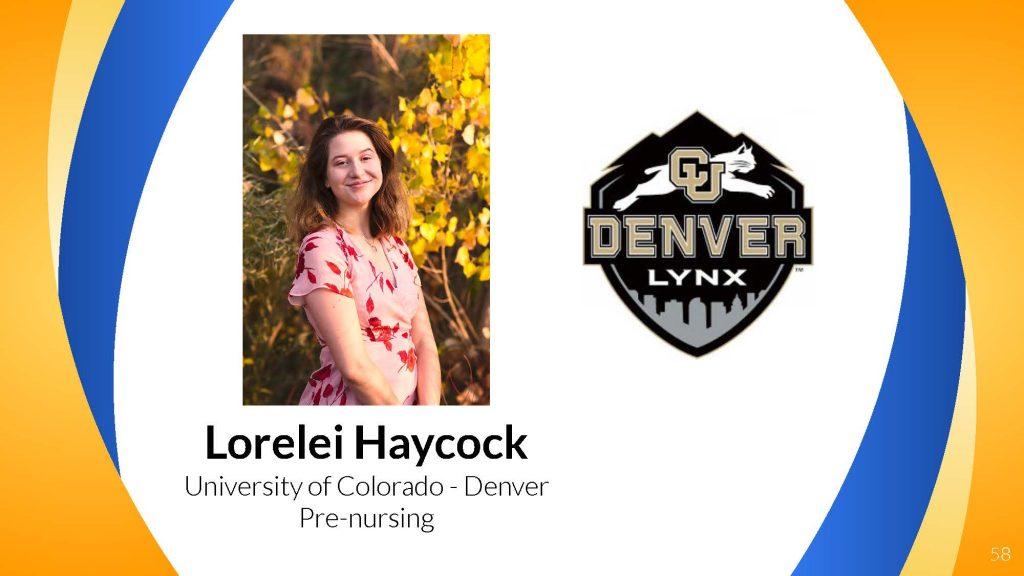 Lorelei Haycock