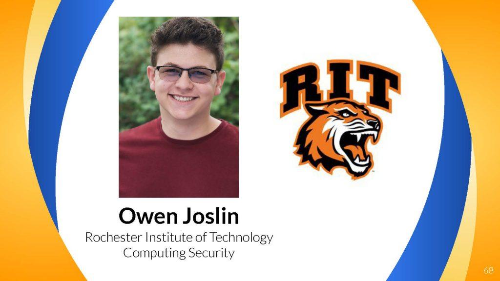 Owen Joslin