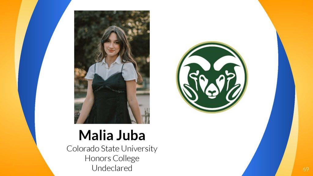 Malia Juba