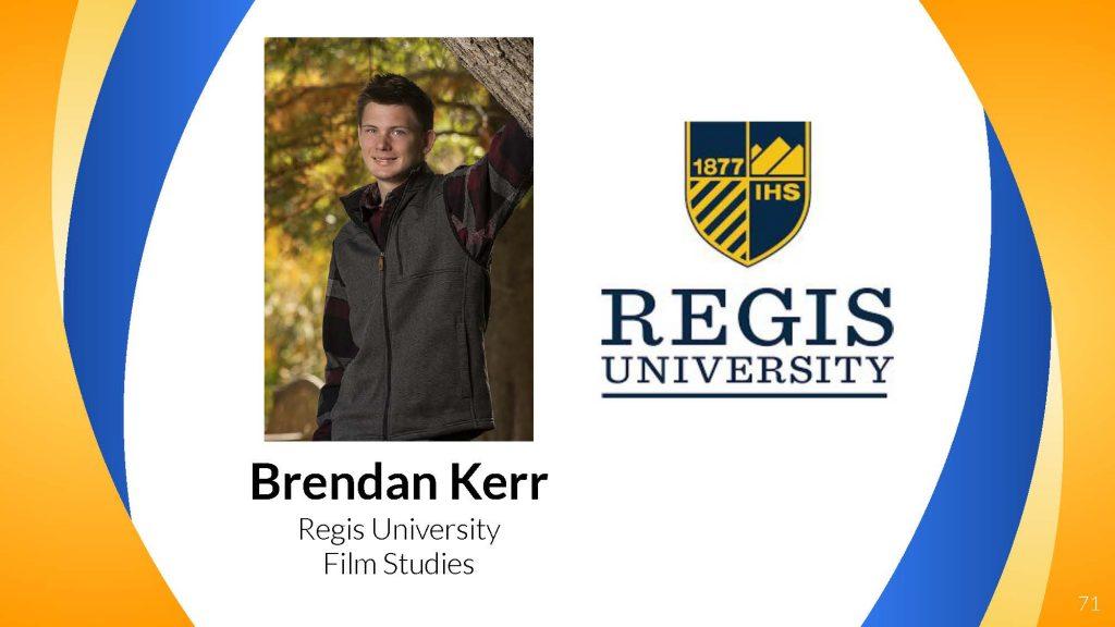 Brendan Kerr