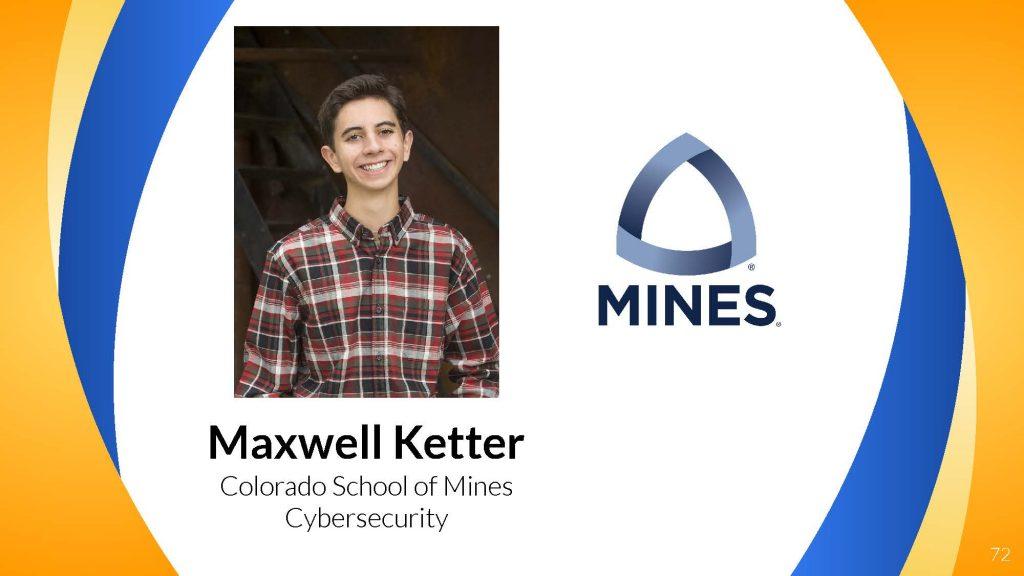 Maxwell Ketter