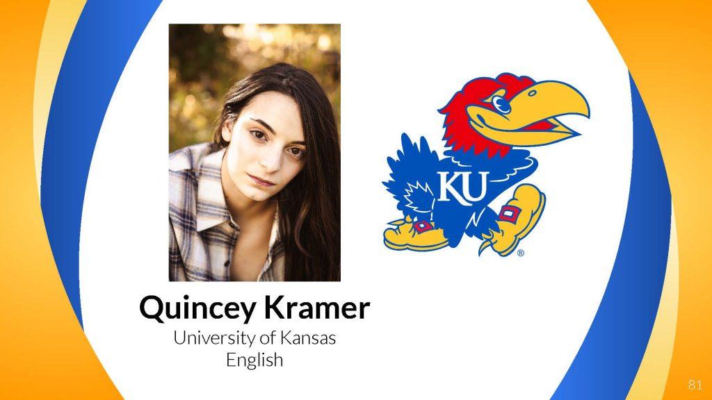 Quincey Kramer