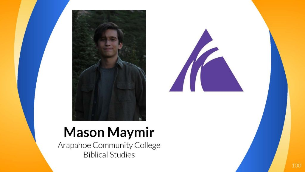 Mason Maymir