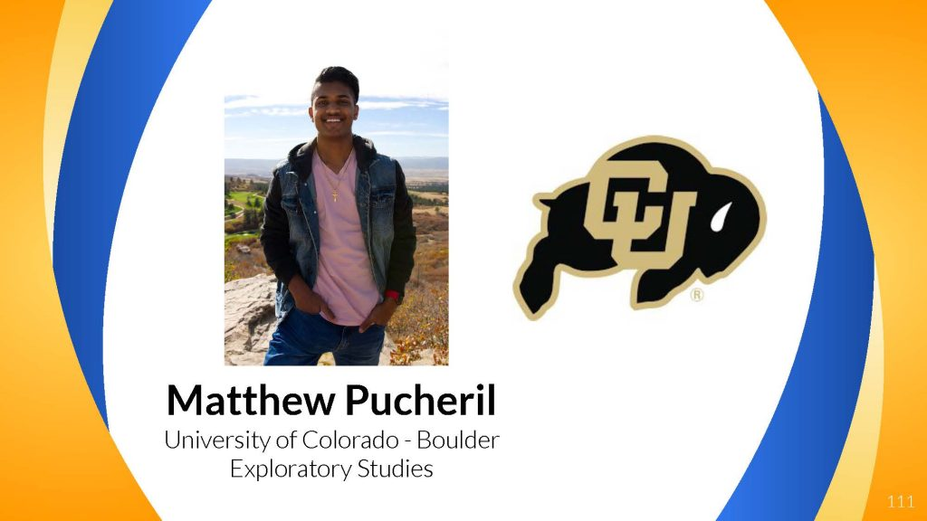 Matthew Pucheril