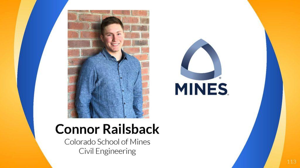 Connor Railsback