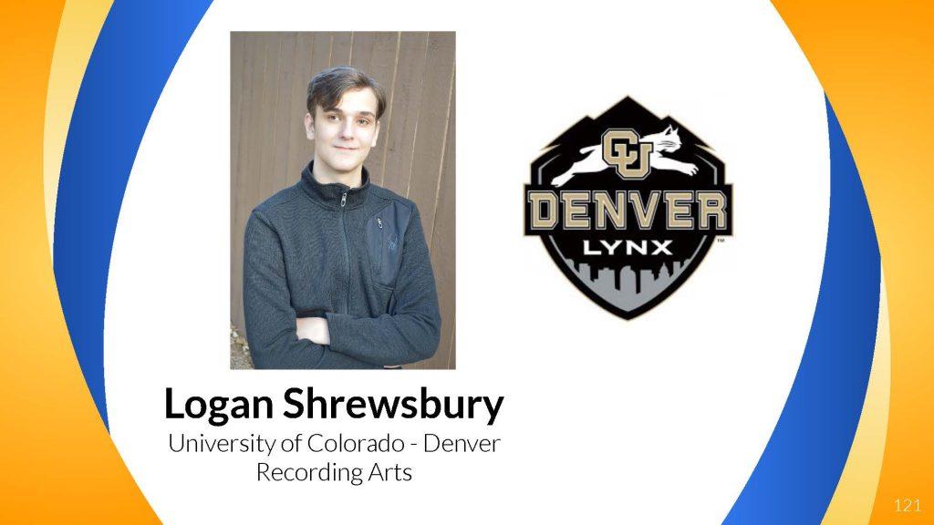 Logan Shrewsbury