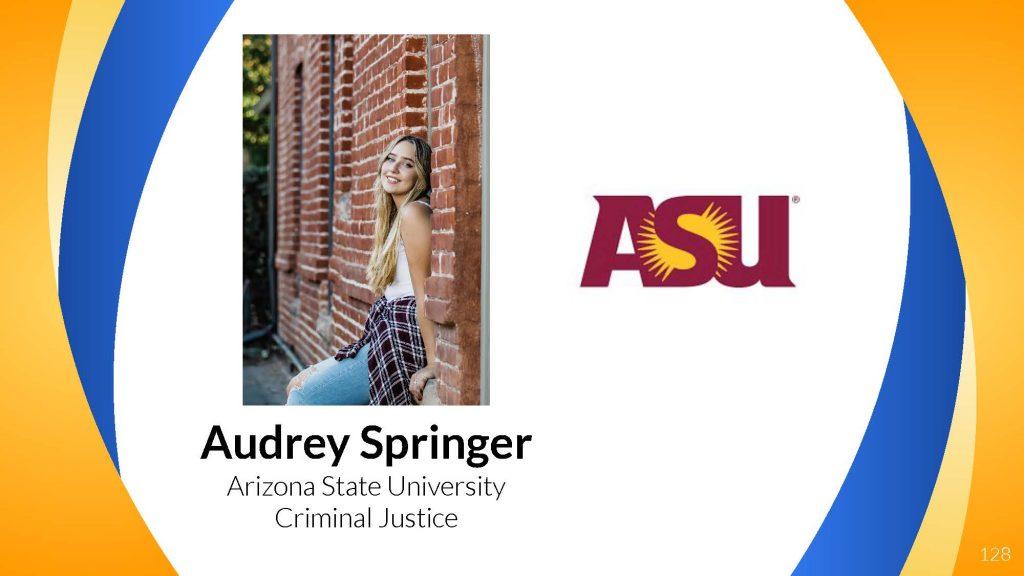 Audrey Springer
