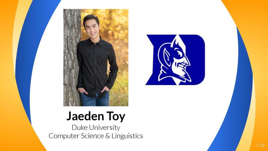 Jaeden Toy