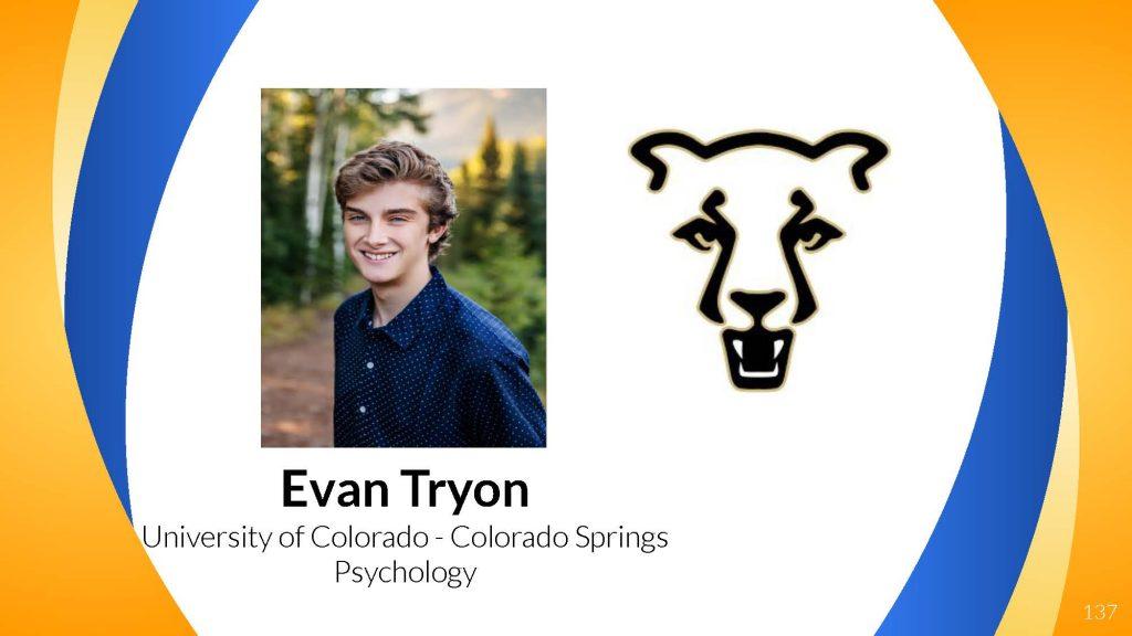Evan Tryon