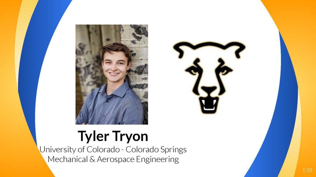 Tyler Tryon