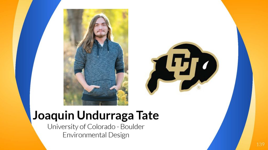 Joaquin Undurraga Tate