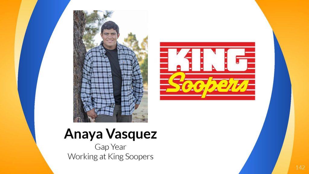 Anaya Vasquez